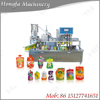 2000bags/hr soy bean milk with standing pouch filling and packing machine milk filling machine