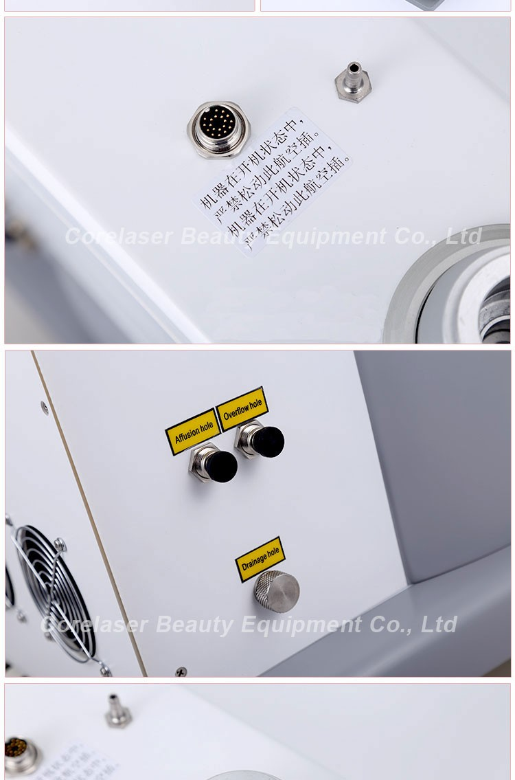 Beauty Fractional CO2 Laser Equipment Fractional Laser Skin Treatment Machine