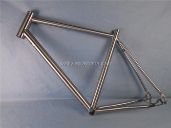 Internal cable routing titanium alloy road bike frame sale