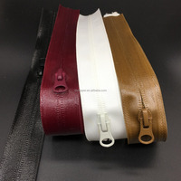 Factory price tpu airtight zipper polyester nylon waterproof zipper