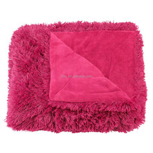 Casual Living Super Plush Shaggy Oversized Sofa Throw Blanket,Carpet