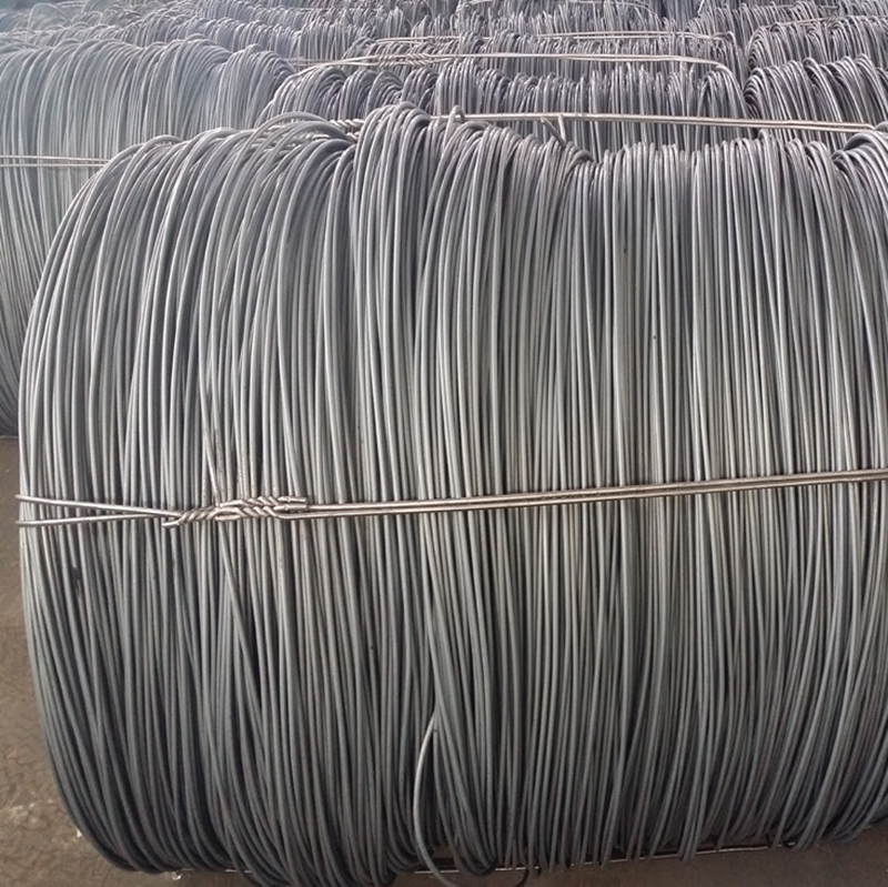 Spring Steel C4c Wire Rod With Low Slackness Smooth Surface - Buy ...