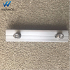 Aluminum Rail Splice Kit,Solar Panel Mounting Aluminum Rail Connector Rail Splice Kits