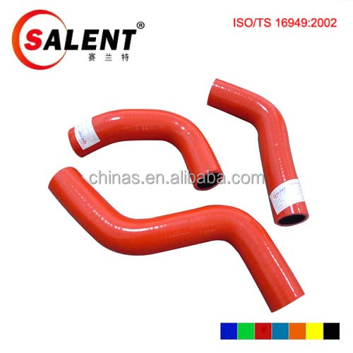 MAZDA Roadstar (Miata) 1600CC Intercooler Turbo Silicone Radiator Hose Kits