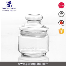 glass jar with lid,glass candle jars and lids