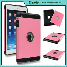For mini ipad case anti shock 2 in 1 2015