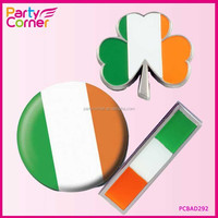 Ireland Button Badge Republic Tricolor Flag Badges New - Buy ...