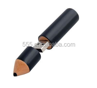 Hot promotional gift Pencil Shaped usb drive 1-32GB