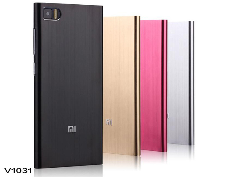 reputable site 04c8f 2ae13 10X Metal Case for Xiaomi mi3, Protective Case for Xiaomi mi3, Mobile Phone  Mi3 Case Retail Package