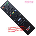 Black 44 Buttons Blue Ray BD RMT-B104C DVD Remote Control for Sony RM-SD015 RMT-B119A RM-715A RM-GD011