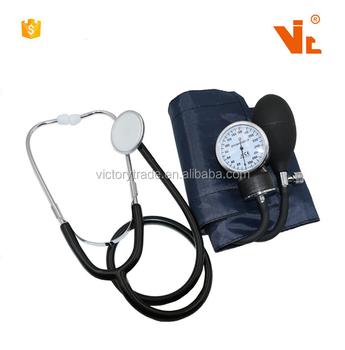 V-sp121 Manual Profesional Monitor De Presión Arterial..