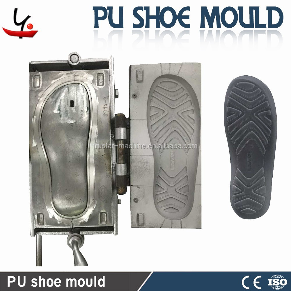 leather shoe injection mold
