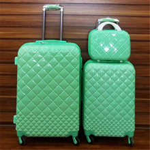 85866985557 China leverancier camping ABS trolley bagage PC reisbagage sets trolley  schooltassen