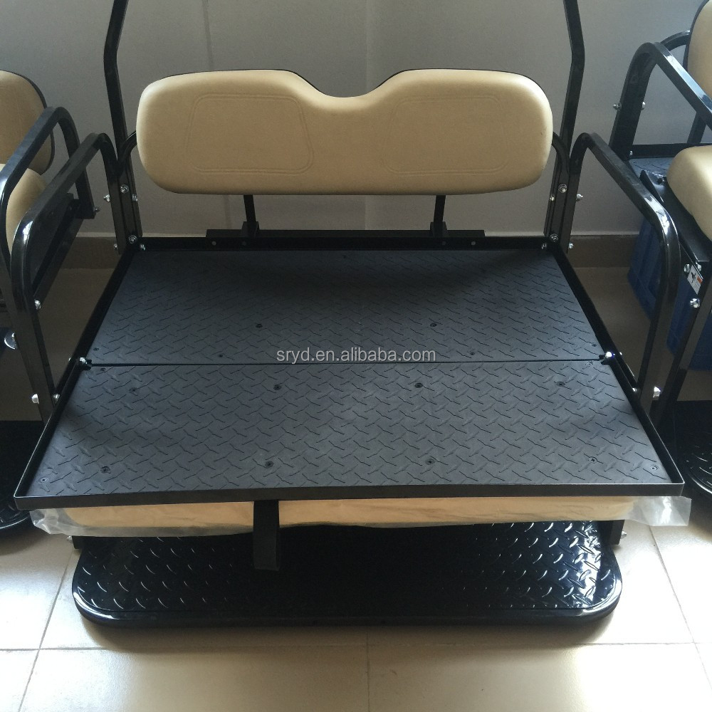 Club Car Ds Golf Cart Rear Seat KitsClub Flip Back Kits