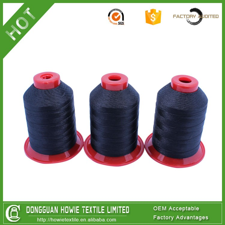 150d/3 High Tenacity Polyester Filament Sewing Thread