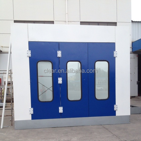 Cheap Spray Booth from Yantai Clear of China with One Year Warrenty