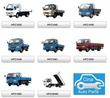 Jac truck spare parts auto parts wholesales jmc foton dongfeng etc jac light truck parts