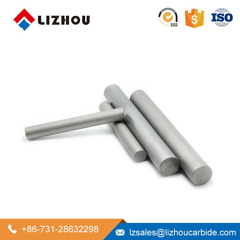 K20 Ground and Polished h6 Tungsten Carbide Rods and Round Bar for Korea WC Rod