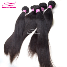 Can be dyed and bleached 100% human virgin no tangle no grey no lice healthy malaysian hair extension