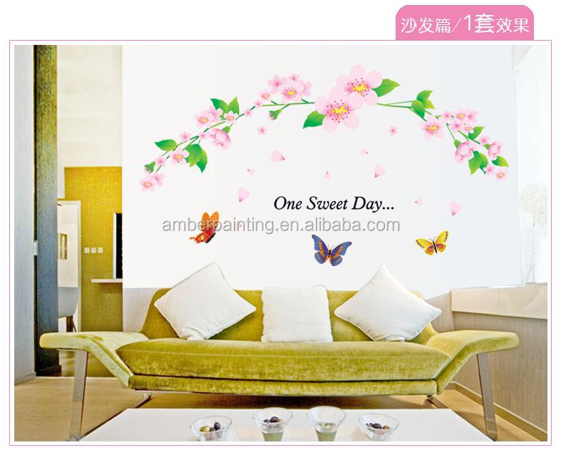Melocotón país cocina pared colores casa decoración del hogar ...