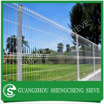Cảnh Pvc Tráng Dây Hàn Lưới Fencing Đối Với Tường Ranh Giới - Buy Pvc  Coated Wire Mesh Rào,Trang Trí Dây Lưới Hàng