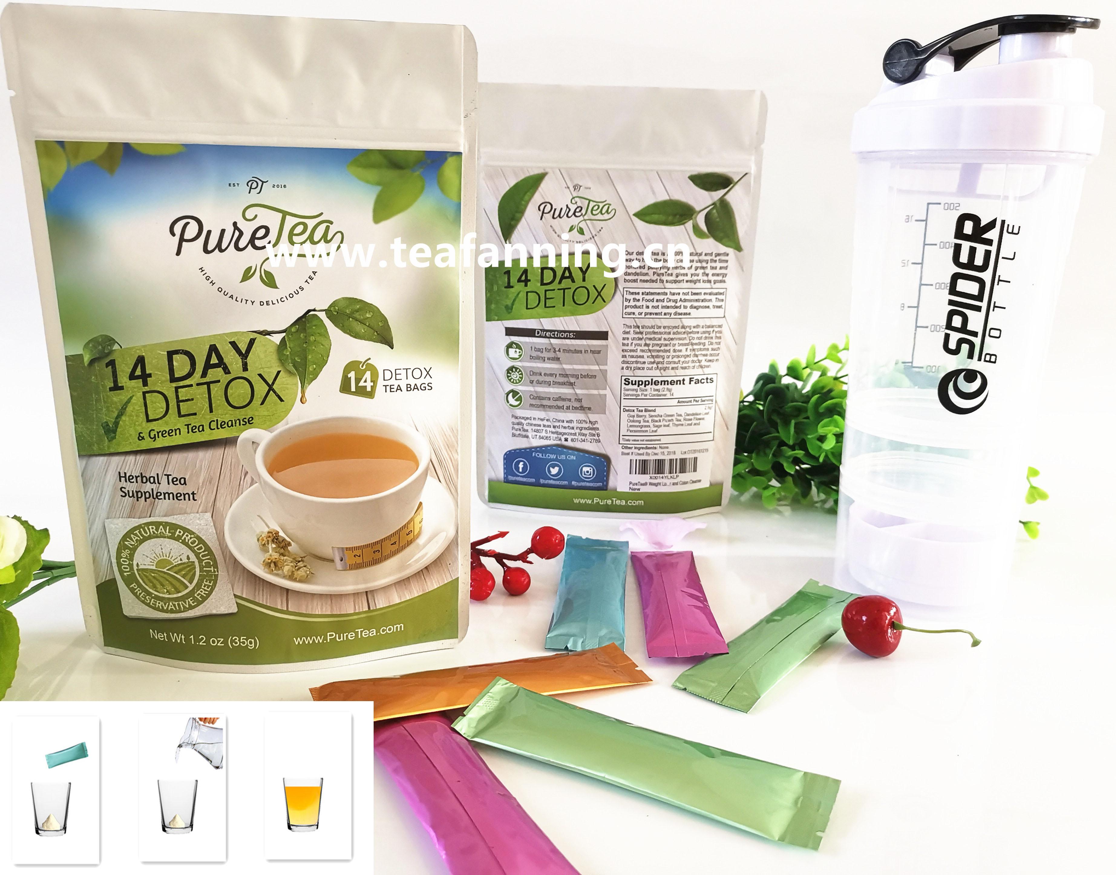 Instant Slimming Tea,Skinny instant tea with private label - 4uTea | 4uTea.com