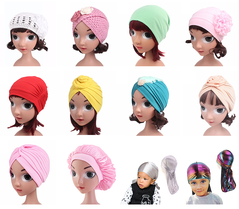 Baby colorful Top Knot Turban ginger Top Knot headband Hat