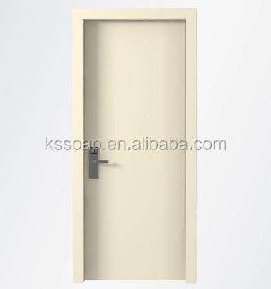plain door.