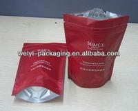 FDA satisfy food grade aluminum foil envelopes