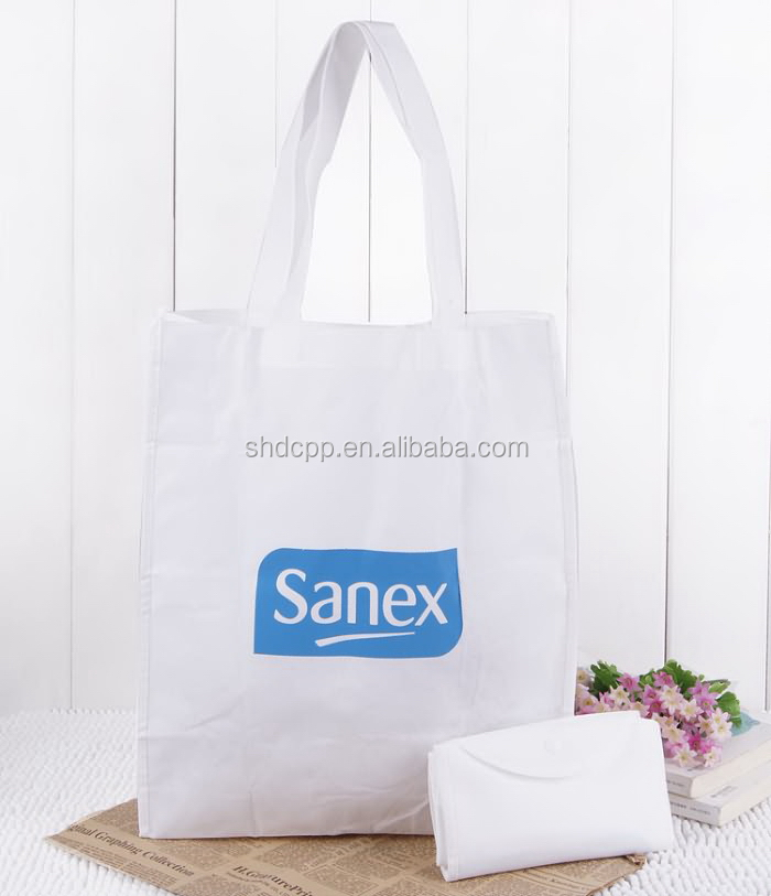 Popular hot selling folding non woven bag packaging
