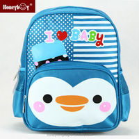 Wholesale penguin backpack for kids school backpack factory direct supply