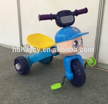 b2dda37ca1bb Manufacture Hot Sale New Color Baby Walker Plastic Tricycle With ...