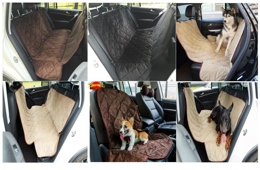 RoblionPet Beliebte großhandel auto zurück seat protector pet produkte wasserdicht hund auto sitz abdeckung