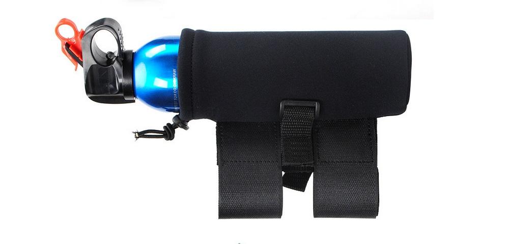 10 шт. 2016 новый черные повязки штанга огнетушитель держатель для Jeep Wrangler качество и нейлоновые малый размер стайлинга автомобилей