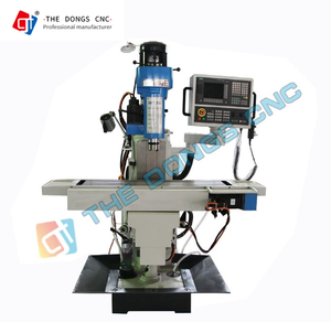 cnc mini metal milling machine price with Automatic Lubrication System XK7130