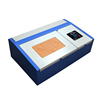 co2 40w 3020 laser cutting machine mini laser engraving machine rubber stamp machine price