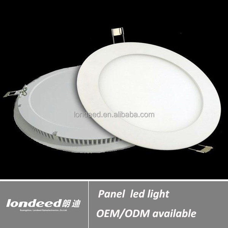 2015 new products 9w led round light