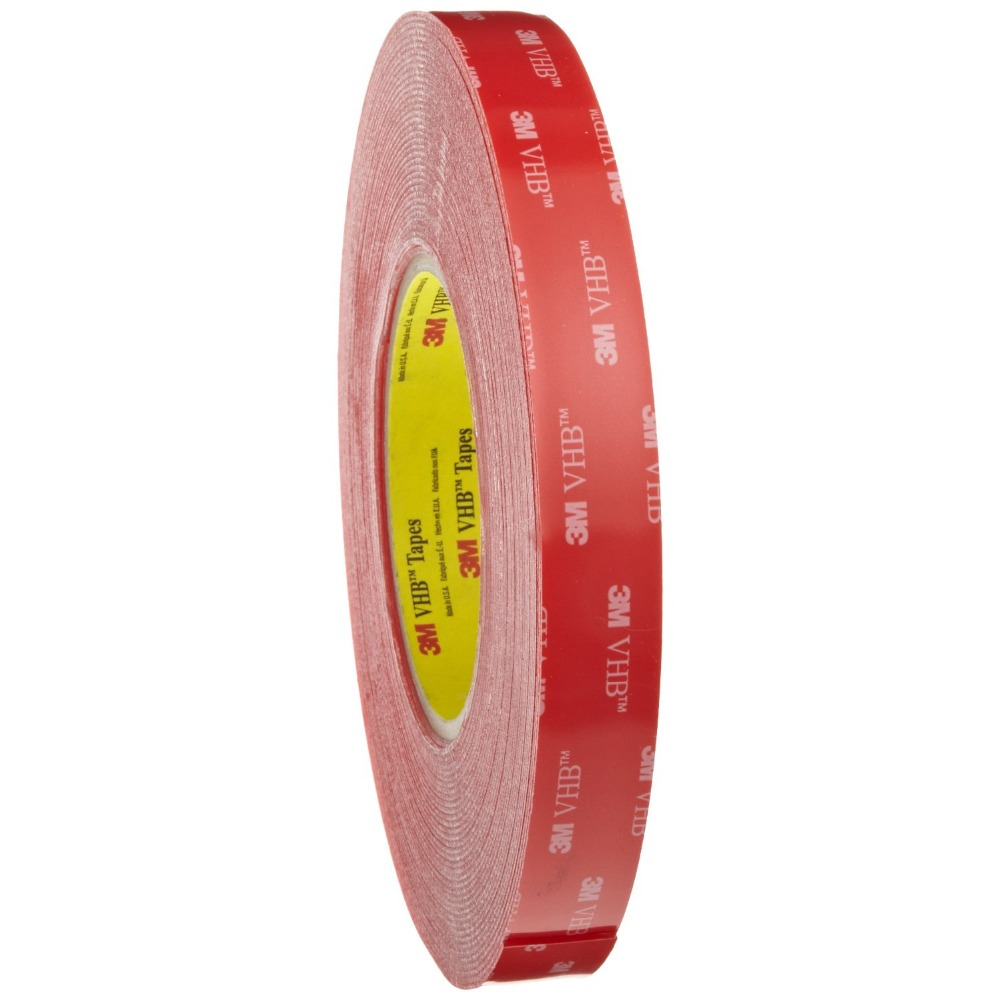 100% 3M vhb original double sided 3M 4229 vhb tape