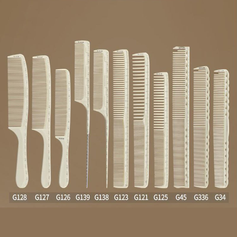 Professional Hair Cutting Comb 17