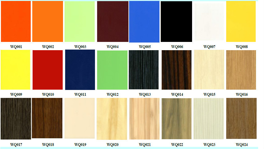 Newest Color Wq Uv Mdf 18mm Board