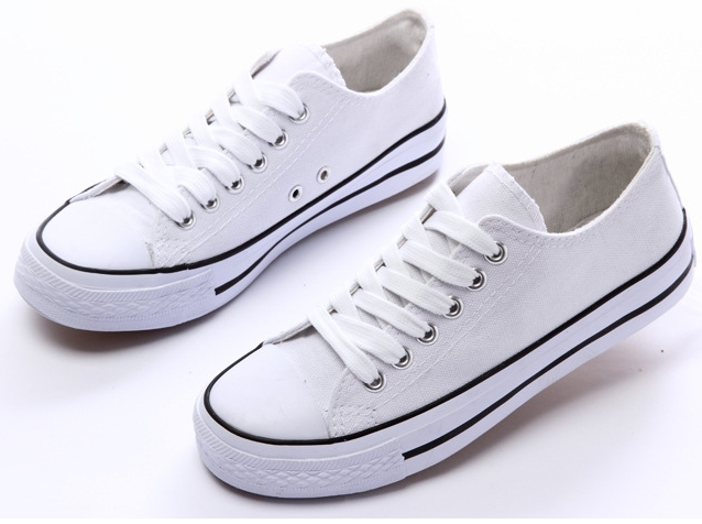 Can You Wash White Converse Shoes