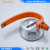 BL9006Y Orange Color Solid Brass Bathroom Water Basin Faucet