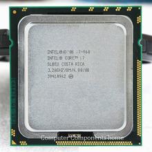 Original  i7 960 Processor 3.2GHz Quad Core LGA 1366 130W 8M Cache Desktop i7-960 CPU warranty 1 year