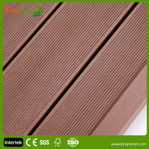 WPC hardwood outdoor patio decking floor coverings, thermowood merbau decking