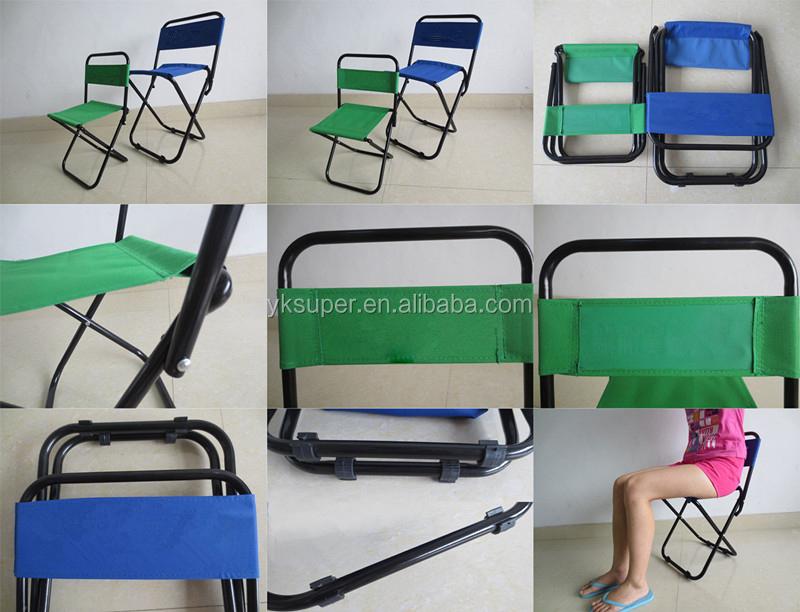 Portatile pieghevole sedia di pesca sgabello zaino con zaino buy