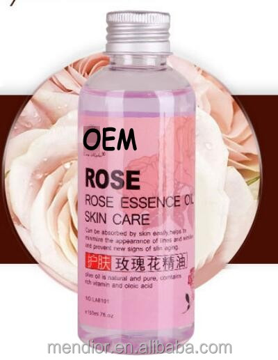 Mendior wholesale natural skin pure Rose Perfume Essential Oil Beauty Product for Skin Care OEM