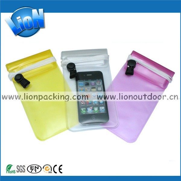 Waterproof Phone Case Bag for Samsung Galaxy S6 S5 S4