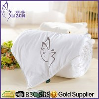 Natural Silk Duvet/Soft Comforter/ Soft Duvet Cotton Fabric Cover