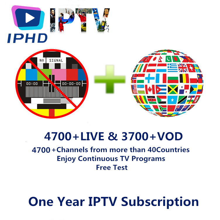 2019 1month Iptvsubscription Usa Arabic India African Europe M3u Channels  List For Best 4k Android Mag250mag254 Iptv Set Top Box - Buy Mag250mag254