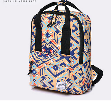 fashion korea style light new design high <strong>school</strong> handle laptop backpack